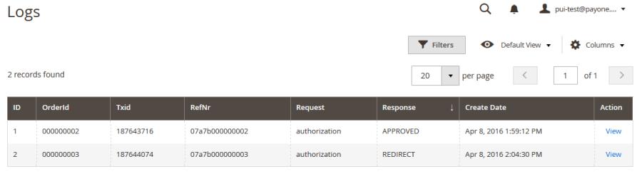 Magento 2 Plugin - Integrations - BS PAYONE docs